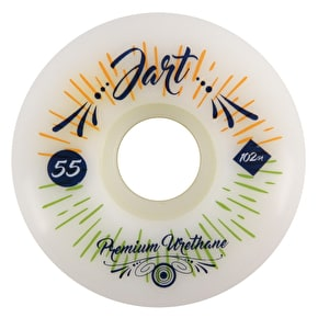 Jart Elegance 102a Skateboard Wheels - 55mm