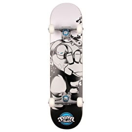 Seven Wind Up Robot V2 Mini Complete Skateboard - 7.25
