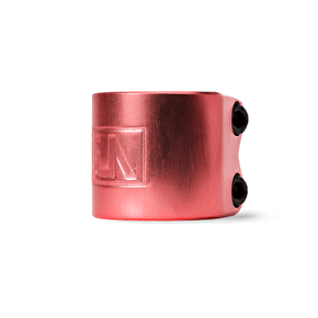 UrbanArtt Double Collar Clamp - Mirror Red