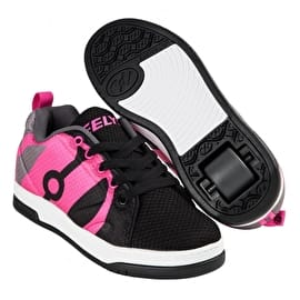Heelys Repel - Black/Charcoal/Hot Pink