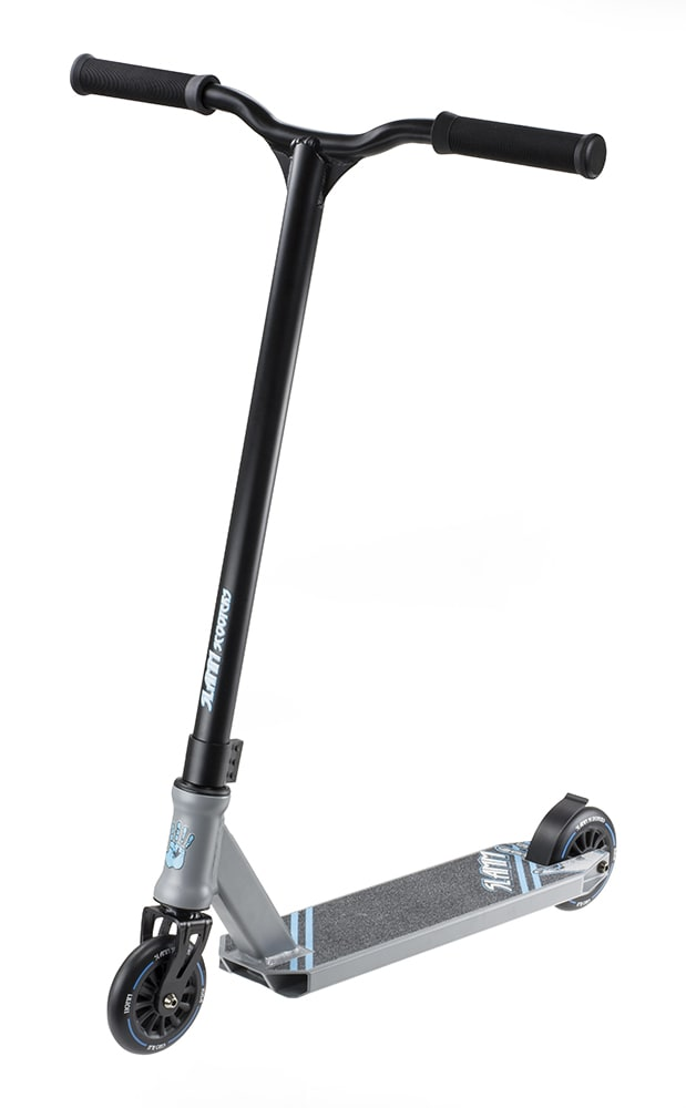 Slamm Classic V Complete Scooter  GreyBlue
