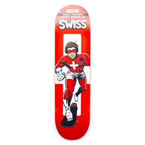 ReVive Giger The Swiss Skateboard Deck