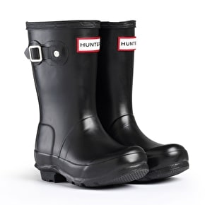 Hunter Original Kids' Wellington Boots - Black