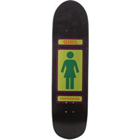 Girl Powerslide Burly Skateboard Deck - Howard 8.5