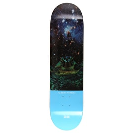 Sour Turtle - Albert Nyberg Skateboard Deck 8.125