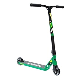 Dominator Airborne Stunt Scooter - Green/Black