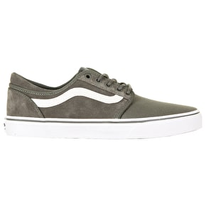 Vans Cordova Shoes - (Suede Canvas) Ivy Green