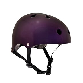 B-Stock SFR Essentials Helmet - Metallic Purple Fleck - XXS-XS (Box Damage)