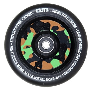 Elite 110mm Camo-Air Scooter Wheels