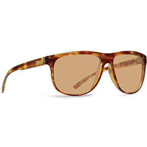 Von Zipper Cletus Sunglasses - Tort Gloss/Gold Glo