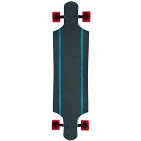 Santa Cruz Screaming Hand Micro Drop Down Complete Cruiser - Black 36.52
