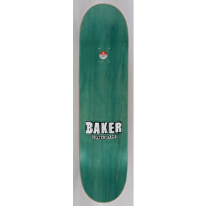 Baker You Are Here Herman OG Skateboard Deck - 8