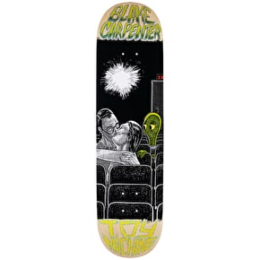 Toy Machine Peeping Toy Carpenter Pro Skateboard Deck - 8.25
