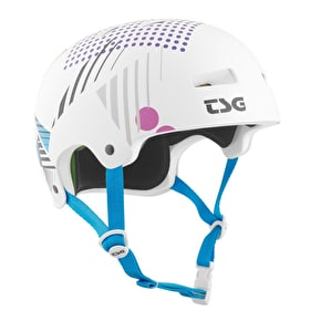 TSG Evolution Helmet - Triangles