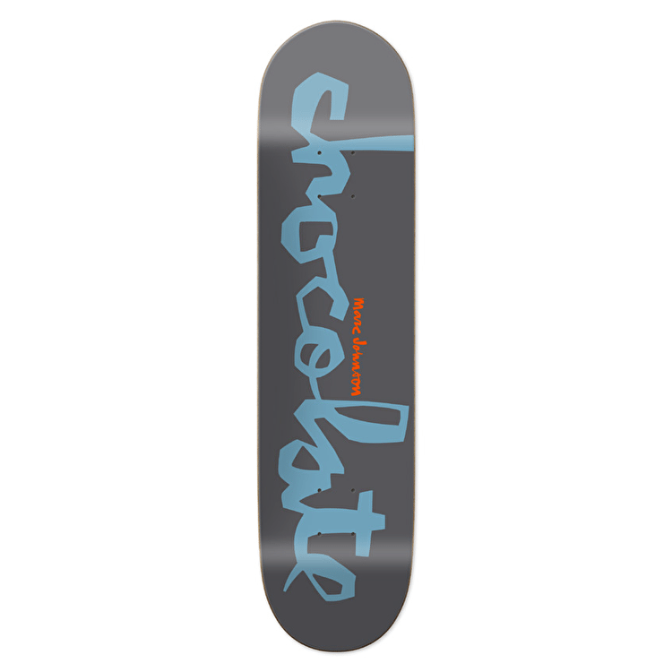 Chocolate Original Chunk Skateboard Deck - Johnson 7.875""