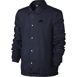 Nike SB Shield Coaches Jacket - Obsidian/Anthracite
