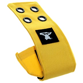 Deadbolt Scuff Busters - Yellow