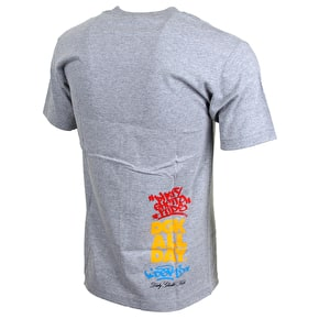 DGK Int'ly Known T-Shirt - Grey