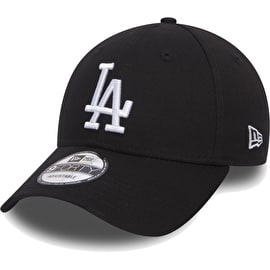 New Era League Essential 9Forty - LA Dodgers Cap - Black/Black