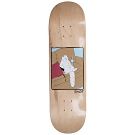 RIPNDIP Couch Potato Skateboard Deck - Natural