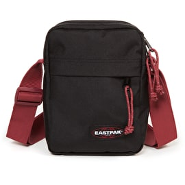 Eastpak The One Shoulder Bag - Black/Red