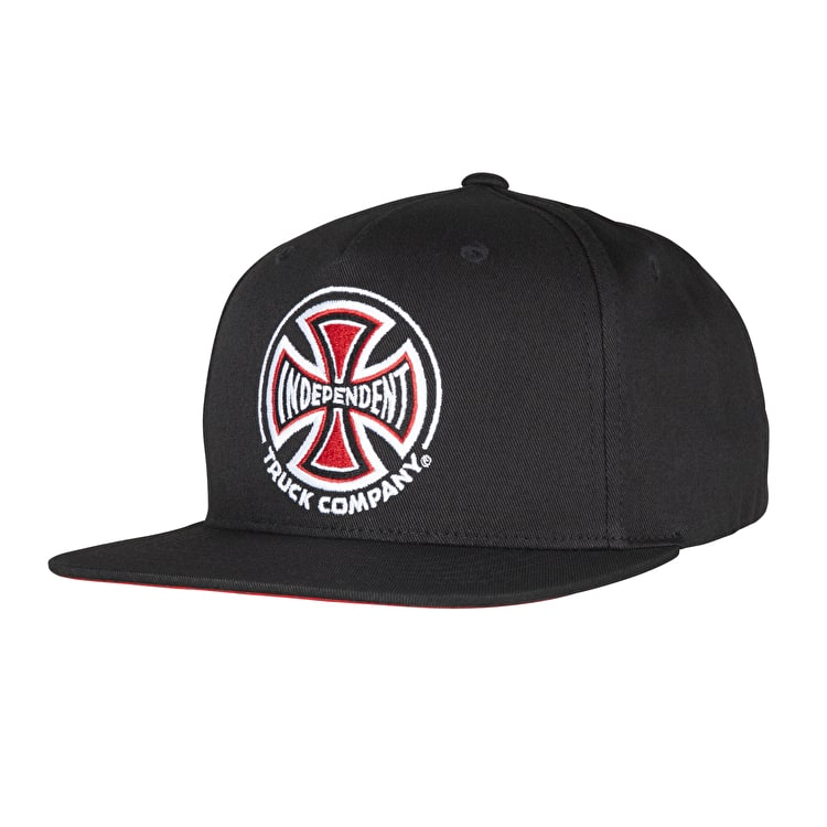 Independent Truck Co. Snapback Cap - Black