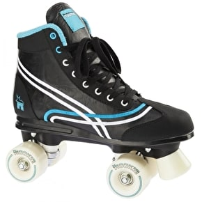 Rookie Nuwave Roller Skates - Black/Blue