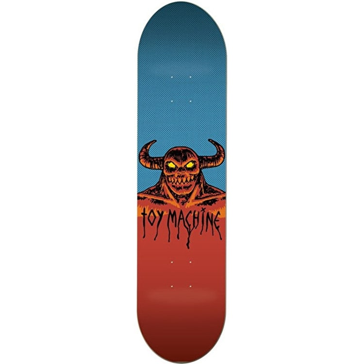 Toy Machine Hell Monster Team Skateboard Deck - 8.25""