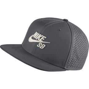 Nike SB Performance Trucker Hat - Dark Grey/Dark Grey/Black