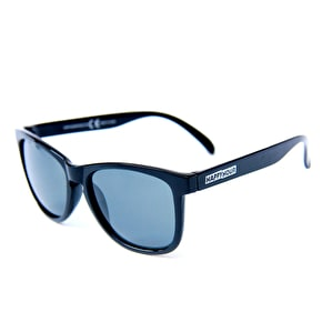 Happy Hour Polarized Palermo Sunglasses - Black