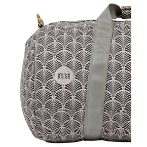 Mi-Pac Art Deco Duffle Bag - Blush