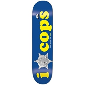 Enjoi I Heart Series R7 Skateboard Deck - Barletta 8