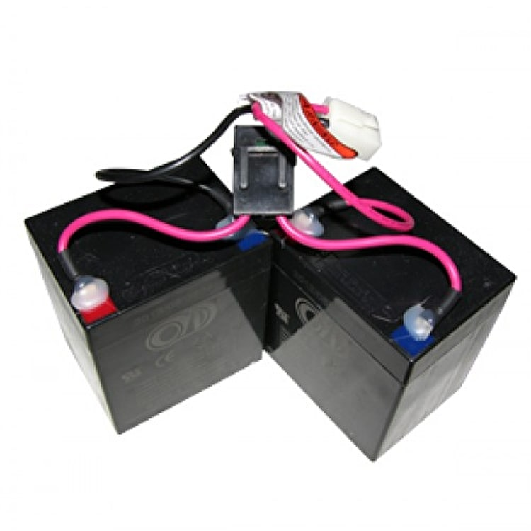 Razor Crazy Cart Battery W/30 Amp Fuse (12V/4.5AH Single Connector - RAZ0CC-12)