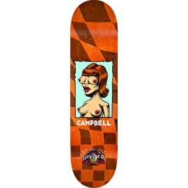 Foundation Strangers Skateboard Deck