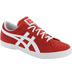 Onitsuka Tiger Fabre BL-S Kids Shoes - Red/White