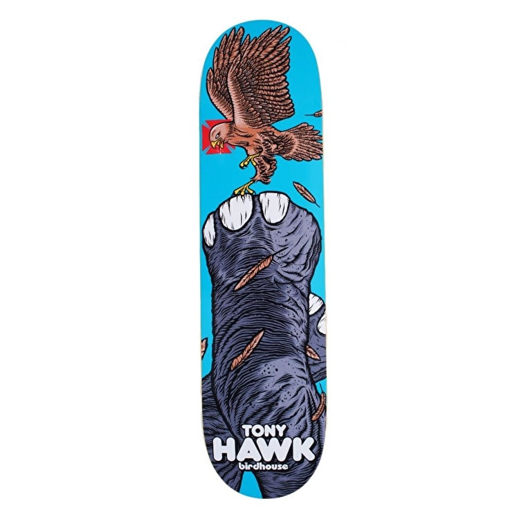 Birdhouse Fowl Skateboard Deck - Hawk 7.875""