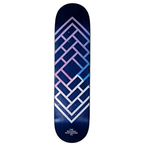 National Skateboard Co Classic Skateboard Deck - 8.0