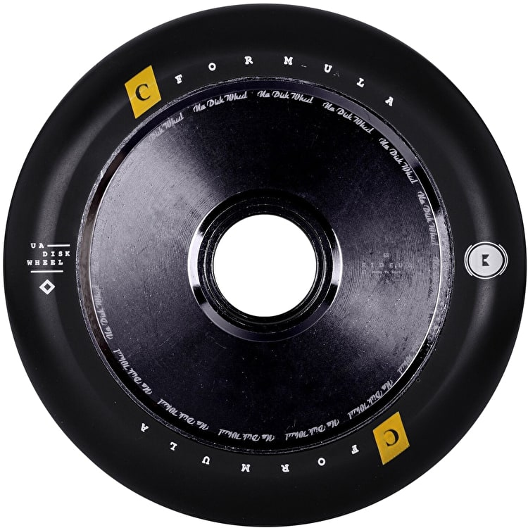 UrbanArtt Hollow Core V2 110mm Scooter Wheel - Black