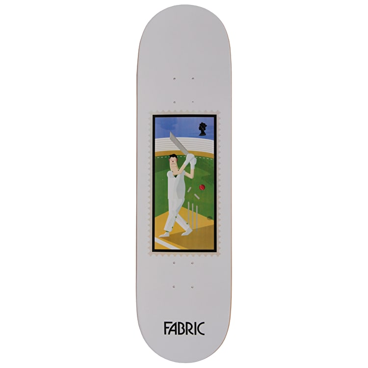 """Fabric Stamps Skateboard Deck - Cricket 8.5"""""""