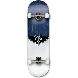 Fracture Wings V1 Complete Skateboard - Blue 8