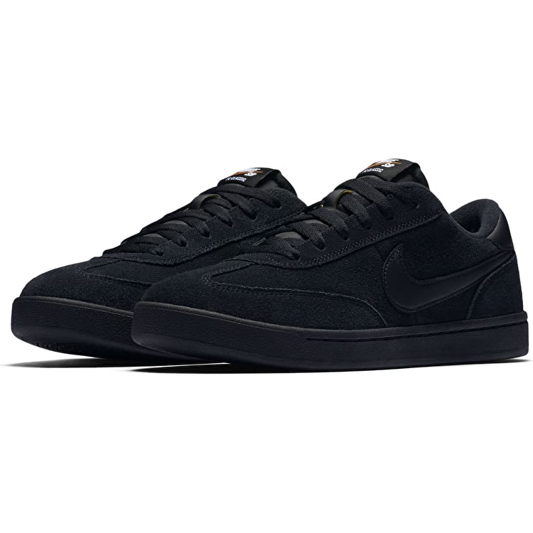 Nike SB FC Classic Skate Shoes - Black/Black