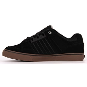 DVS Celcius CT Skate Shoes - Black Nubuck
