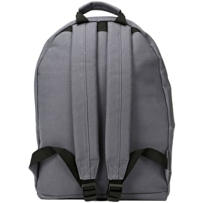 Mi-Pac Canvas Backpack - Charcoal