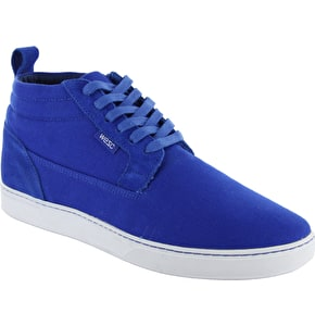 WeSC Lifestyle Hagelin Shoes - Royal Blue Canvas