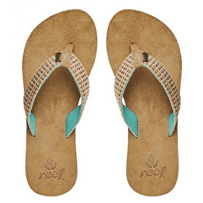 Reef Gypsy Love Sandals - Teal