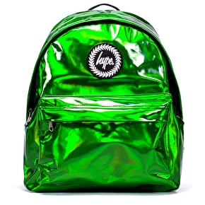 Hype Holographic Backpack - Green