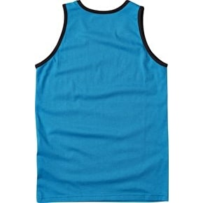 Fox Scrapped Youth Tank Top - Electric Blue
