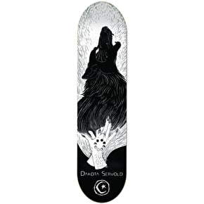 Foundation Shadow Puppet Skateboard Deck - Servold 8