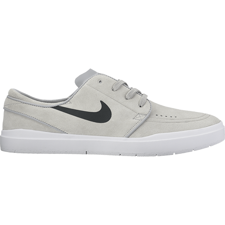 Nike SB Stefan Janoski Hyperfeel Skate Shoes - Wolf Grey/Black