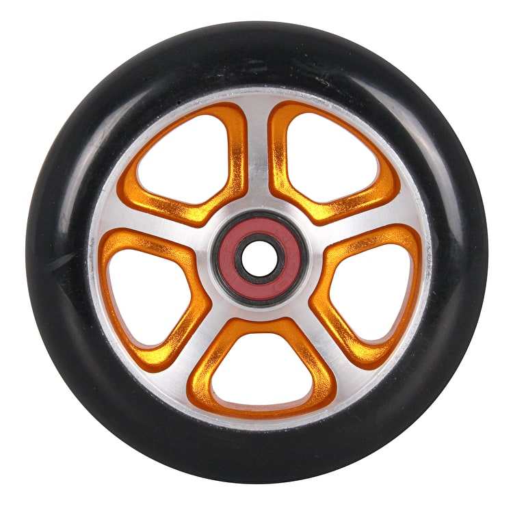 "MGP CF ""Filth"" Scooter Wheel - Orange/Black 110mm"